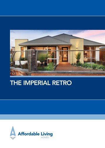 tHE imPEriAL rEtro - Affordable Living Homes