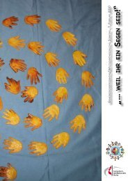 Gemeindekindersonntag 2010 - Kinderwerk