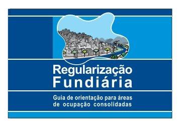 Cartilha - Regularização Fundiária - AMAVI