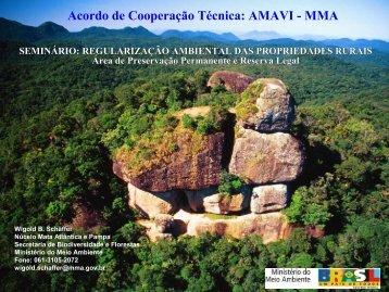 MMA - Reserva Legal - AMAVI
