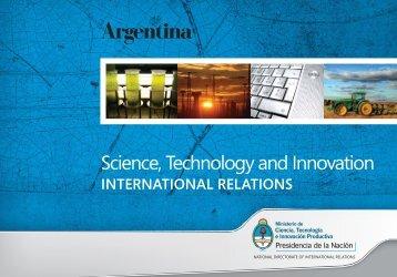 national directorate of international relations - Embajada de la ...