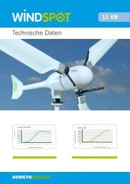 Technische Daten - RS-Energietechnik
