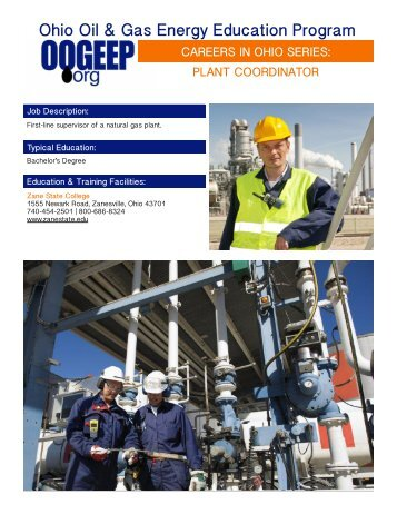 Download Career Information Sheet - Ohio Oil and Gas Energy ...
