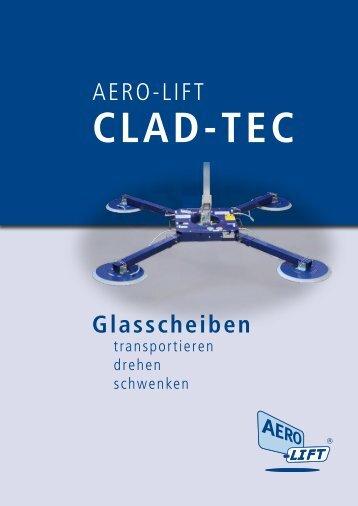 Glasheber CLAD-TEC