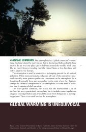 global warming is unequivocal - University of Wisconsin Sea Grant ...