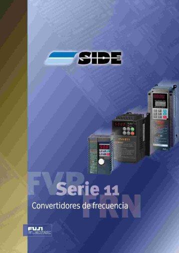 Convertidores de frecuencia - Side