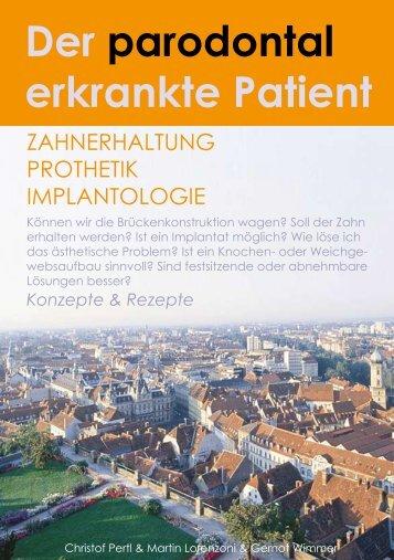 Der parodontal erkrankte Patient PDF