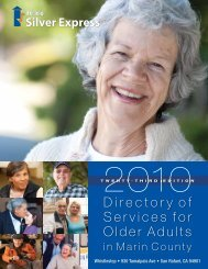Directory of Services for Older Adults