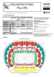 Infos-DEG METRO STARS-PO - D-Ticket