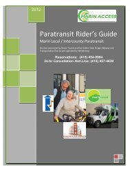 Paratransit Rider's Guide