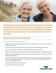 Successful Aging in Marin