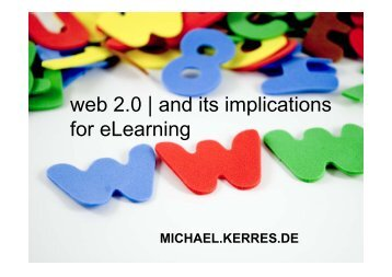 web 2.0 | and its implications for eLearning - Schulmusiker.info
