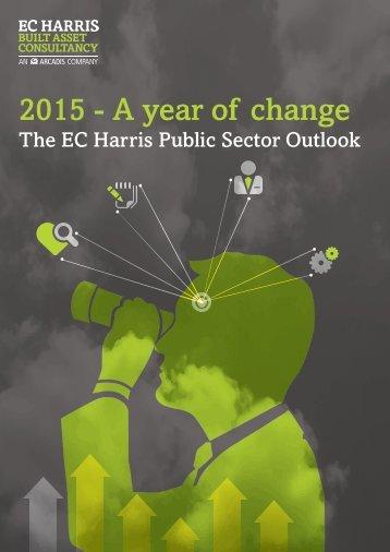 EC Harris Public Sector Outlook - 2015