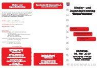 Kinder - Sportkreis Odenwald