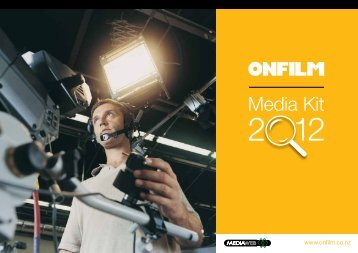 Media Kit - Onfilm Magazine
