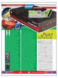 WIZ-9555 HD CA Ci Super - Dish Channels - International Satellite ...
