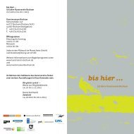 PDF der Einladungskarte - Raymund Kaiser