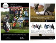 2013 gateway pga advertisers directory