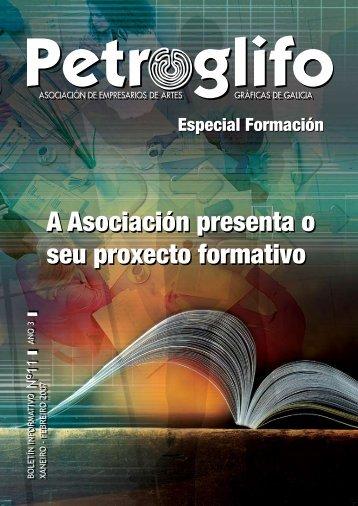 A Asociación presenta o seu proxecto formativo A Asociación ...