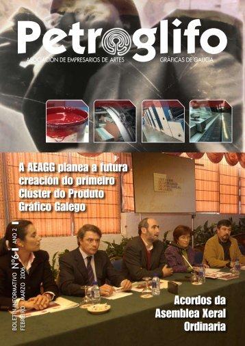 A AEAGG planea a futura creación do primeiro Clúster do Produto ...