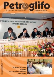 O futuro do sector a debate - Asociación de Empresarios de Artes ...