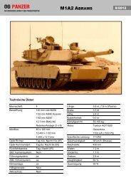 M1A2 Abrams - OG Panzer