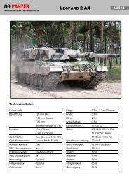 Leopard 2 A4 - OG Panzer