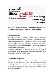 BASES REGULADORAS DO CONCURSO DE IDEAS, MEDIANTE ...