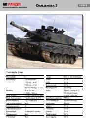 Challenger 2 - OG Panzer
