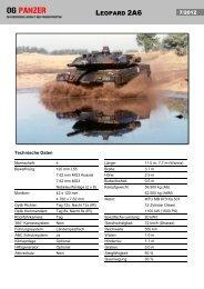 Leopard 2A6 - OG Panzer