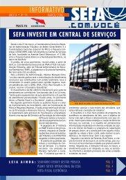 Informativo nº 94 - Sefa