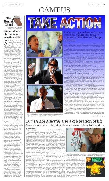 Dia De Los Muertos also a celebration of life