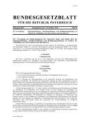 Verordnung über die Eignungsprüfungen, Abschlussprüfungen und ...