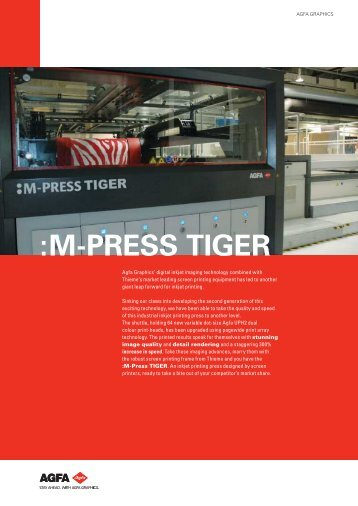 :M-PRESS TIGER; English; Brochure - PrintPUB.net