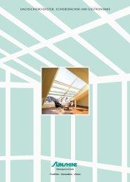 K2_Dachschiebefenster, Schiebedächer und Gastronomie