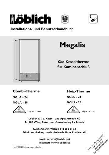 Megalis - Löblich