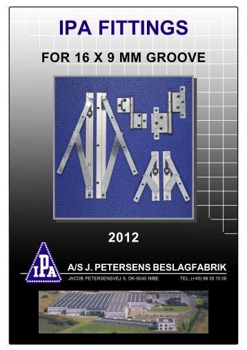 Download the complete catalogue - Velkommen til A/S J. Petersens ...