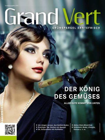 Grand Vert Sonderheft 2012