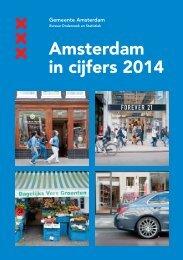 2014 jaarboek amsterdam in cijfers