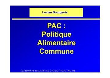 Lucien Bourgeois - CSA