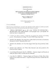 ADDENDUM NO. 2 Contract Documents for ... - Town of Vernon