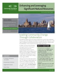 Leading Community Change Through Collaboration
