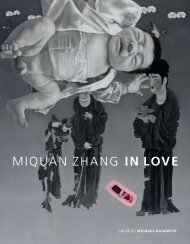 MIQUAN ZHANG in love - GALERIE Michael Radowitz