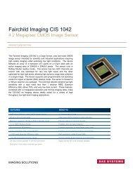 Data Sheet CIS1042 - Allied Scientific Pro