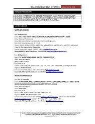 [MSA WEEKLY DIARY 22-25 SEPTEMBER] September 10, 2011 ...