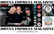 DONNA IMPRESA MAGAZINE by BELLA VITA NEXT 2015