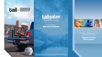 Tailgater Brochure - King Controls