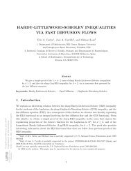 hardy-littlewood-sobolev inequalities via fast diffusion flows