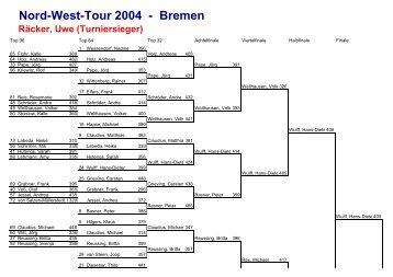 Nord-West-Tour 2004 - Bremen