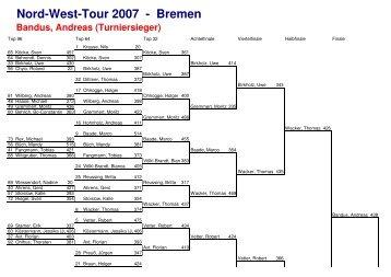 Nord-West-Tour 2007 - Bremen